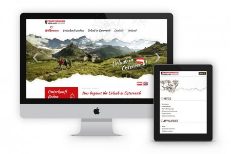 Tourismustraining | Website Privatvermieter Österreich | www.bedandbreakfastaustria.at
